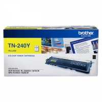 Brother TN-240Y Orjinal Sarı Toner MFC-9120-9320 /HL-3040-3070 (1.400k)