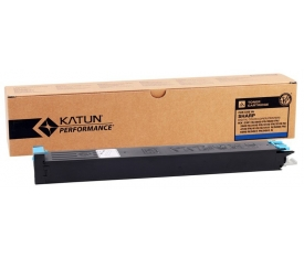 48800-Sharp MX-31GTCA Mavi Toner MX2600-2301-3100-4100-4101-5000-5001