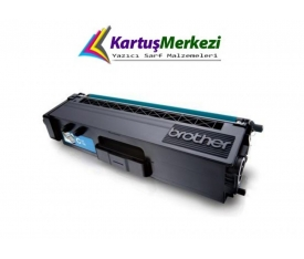 Brother TN-348C Polytoner Mavi DCP-9270CDN HL-4570CDW MFC-9970CDW (6k)