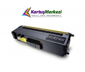 Brother TN-348Y Polytoner Sarı DCP-9270CDN HL-4570CDW MFC-9970CDW (6k)