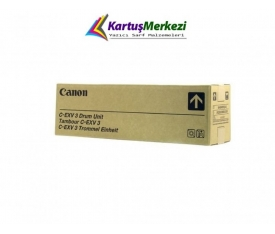 Canon EXV-3 Orjinal Drum Unit IR-2200-2220-2800-3300-3320
