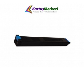 Sharp MX-18GTCA Muadil Mavi Toner MX-1800N