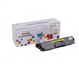 Brother TN315Y-TN340Y Muadil Sarı Toner HL4570-4150 MFC9465-9970 DCP9042-9055