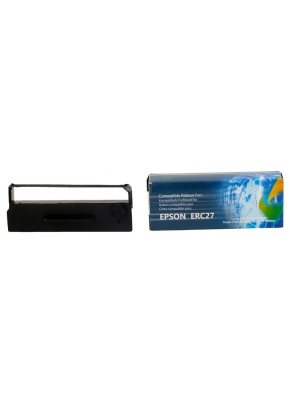 Epson ERC-27 Smart Şerit (M290-U295) (10mm*3,5m BK)