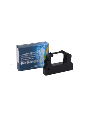 Epson ERC-28/ERC-43  Smart Şerit (12.7mm*3,5m BK)