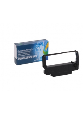 Epson ERC-30/34/38 Smart Şerit (12.7mm*4,5m Black)